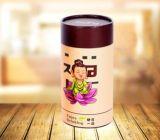 Rectángulos del cilindro para el embalaje del té