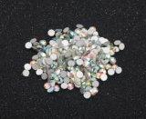 Bergkristal van de Moeilijke situatie van de Kleur van het kristal Ab het niet Hete voor het Art. van de Spijker