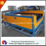 Máquina da recuperação das sucatas da liga de alumínio e do cobre para o desperdício de empacotamento incinerado