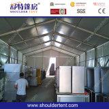 De gebruikte Tent van de Tentoonstelling van de Tent van de Schouder (SDC022)
