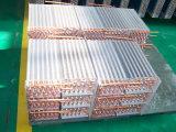 Großer kupfernes Gefäß HVAC-Flosse-Hochdruckkondensator
