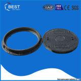 En124 крышка люка -лаза композиционного материала SMC/BMC круглая сделанная в Китае