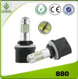 Indicatore luminoso dell'automobile LED del CREE di alto potere H3 80W