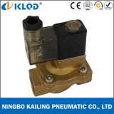 2V130-15-24V DC Voltage Brass Air Piloted Solenoid Valve