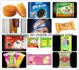 Польностью автоматические легкие приводятся в действие машину упаковки хлеба конфеты печенья пилюльки роторную в машине Wrappng