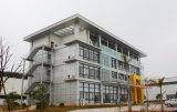 Estructura de acero prefabricada de la luz de la Oficina (KXD-SSB156)