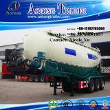 3 Radachse 29.6-30.5t Low Density Bulk Cement Tank Semi Truck Trailer (45m³) (LAT9405GFL)