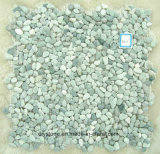 Зеленая миниая плитка Китая камушка реки
