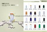 Empacotamento farmacêutico da vitamina do frasco do frasco plástico branco por atacado do animal de estimação 150ml