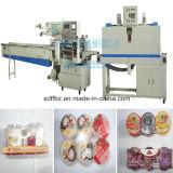 Máquina de envolvimento automática cheia do Shrink dos doces da geléia