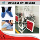 Automatischer medizinischer steriler Schuh-Wegwerfdeckel, der Maschine herstellt