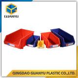 Armazenamento de pouco peso da ferragem e escaninhos plásticos de organização