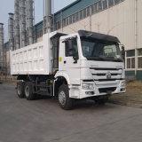 Sinotruk HOWOシリーズ頑丈な6X4エチオピアはダンプカートラックをトラックで運ぶ