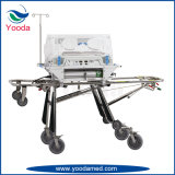 Incubadora do infante do bebê dos cuidados médicos do hospital