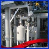 Máquina de la extracción solvente del petróleo del salvado de arroz