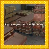 Kupferne Platte ätzend, Blatt-Lieferanten-Preis verkupfern
