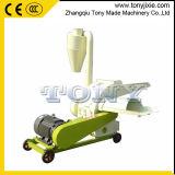 Répertoire d'usine d'alimentation40-28 TFJ 400-500kg/h/maïs riz/paille de blé un broyeur à marteaux à grain