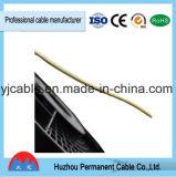 Alta calidad CCTV RG6 cable coaxial / de trenzado de cobre coaxial RG59 cable / RG11 cable coaxial