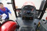 Nuevo alimentador chino de la granja 55HP 4WD con la cabina para la venta