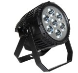 CREE Waterproof СИД PAR Light 7X10W RGBW (HC-041A)