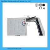 D400 de Vierkante 600X600mm Plastic Dekking van de Geul FRP