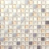 El color del arco iris High-Grade mosaico de vidrio el cuarto de baño