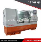 Сверхмощная горизонтальная спецификация Ck6150 машины Lathe металла CNC китайская
