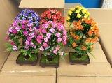 Piante e fiori di plastica artificiali di piccole piante Gu201703 dei bonsai