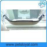 Base colgante montada ventana del gato con la hamaca del gato de la perca de la ventana del gato de la taza de la succión