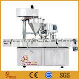 Riempitore automatico della polvere e macchina di riempimento e di coperchiamento della Capsulatrice-Polvere