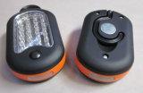 2 in 1 Arbeits-Licht des Portable-27 LED mit dem Haken und Magneten angeschalten durch 3AAA