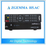 ATSC HD Digital TV Receiver com H. 265 Decorder Zgemma H5. AC para o mercado americano