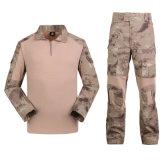 Gen2 전투 셔츠 + 바지 (개구리 단단한 한 벌) Multicam는 군복을 착색한다
