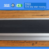 Sospecha antideslizante de aluminio vendedora caliente de la pisada de escalera