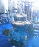 Separatore continuo della centrifuga dell'ugello