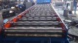 Легко приведитесь в действие автоматическую покрашенную плитку поливы стальную формируя машину