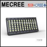 Projecteur à LED de l'éclairage du Stade/Terrain de soccer de l'éclairage (FL-700W)