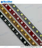 BlackまたはYellow/White/Red/Grey PCBとのLED Strip 5050SMD 5meter 300LEDs
