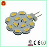 Lampe LED G4 disque CMS 5630/5730 12G4 8-30V