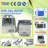 Defibrillator externo automático portátil médico de Thr-Dm-900d
