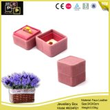 Hot Sale Velvet Ring Box (8034)