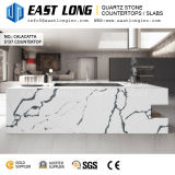 Quartz Calacatta Aartificial personnalisé dalles de pierre