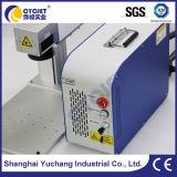 Máquina industrial de la codificación del laser para el acero inoxidable