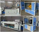 A produção de tubo de PVC 16-63mm linha de extrusão
