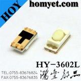 Interruttore elettronico all'ingrosso di tatto con la base bianca della maniglia rotonda bassa lunga (HY-3602L)