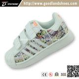 2018 Novo Estilo Skate confortável sapatos crianças 16001D-1