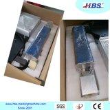 Машина маркировки лазера СО2 высокого качества для резины/пластичной/деревянной маркировки