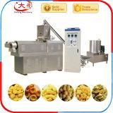 Het industriële Graan pufte het Uitgebreide Voedsel van Snacks Makend Machine
