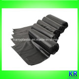 Schwarze HDPE Abfall-Beutel auf heißem Verkauf