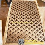 Decoration를 위한 PVC Coated Perforated Wire Mesh